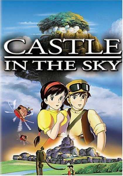 Bestselling Movies (2006) - Castle in the Sky