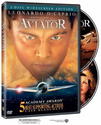 Bestselling Movies (2006) - The Aviator (2-Disc Widescreen Edition)