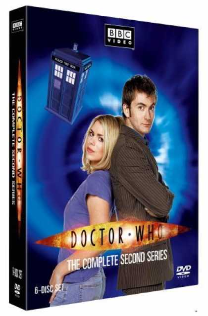 Bestselling Movies (2006) - Doctor Who - The Complete Second Series