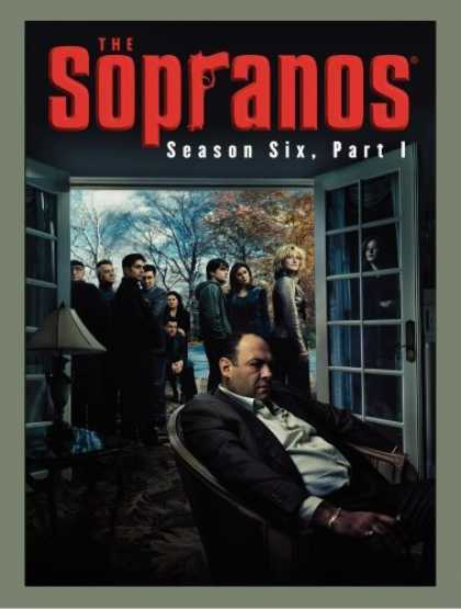 Bestselling Movies (2006) - The Sopranos - Season 6, Part 1 by Steve Buscemi