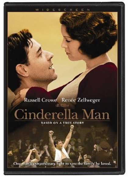 Bestselling Movies (2006) - Cinderella Man (Widescreen Edition) by Ron Howard