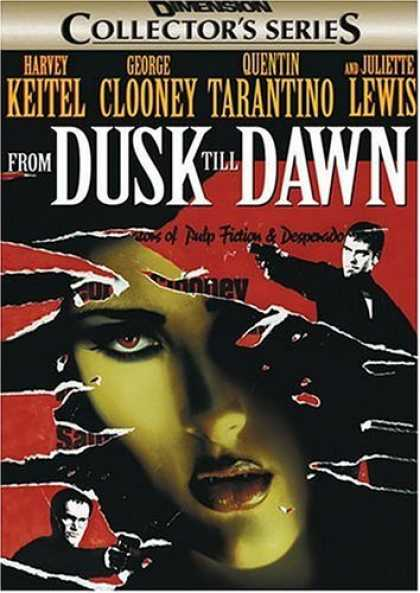 Bestselling Movies (2006) - From Dusk Till Dawn (Dimension Collector's Series) by Robert Rodriguez