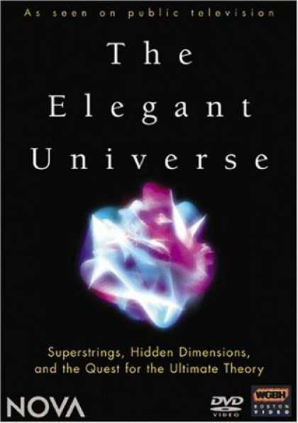 Bestselling Movies (2006) - Nova - The Elegant Universe by Joseph McMaster