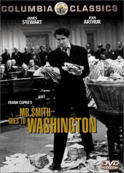 Bestselling Movies (2006) - Mr. Smith Goes to Washington by Frank Capra