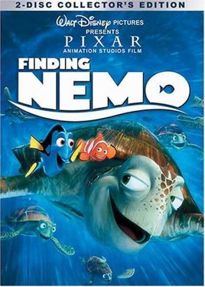 Bestselling Movies (2006) - Finding Nemo (Collector's Edition) by Andrew Stanton