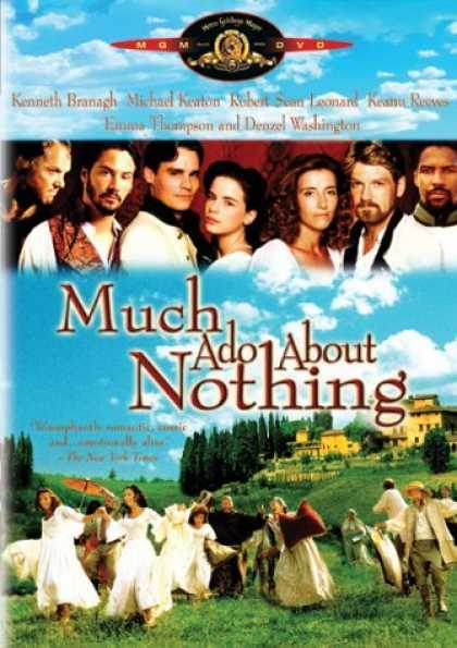Bestselling Movies (2006) - Much Ado About Nothing (1993) (Ws Dub Sub)