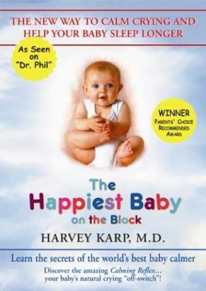 Bestselling Movies (2006) - The Happiest Baby on the Block - The New Way to Calm Crying and Help Your Baby S