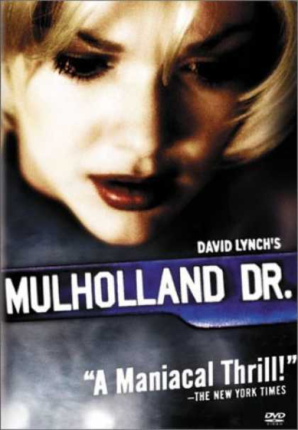 Bestselling Movies (2006) - Mulholland Drive