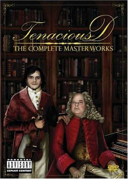 Bestselling Movies (2006) - Tenacious D - The Complete Master Works