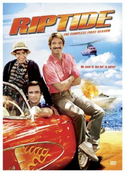 Bestselling Movies (2006) - Riptide - The Complete First Season