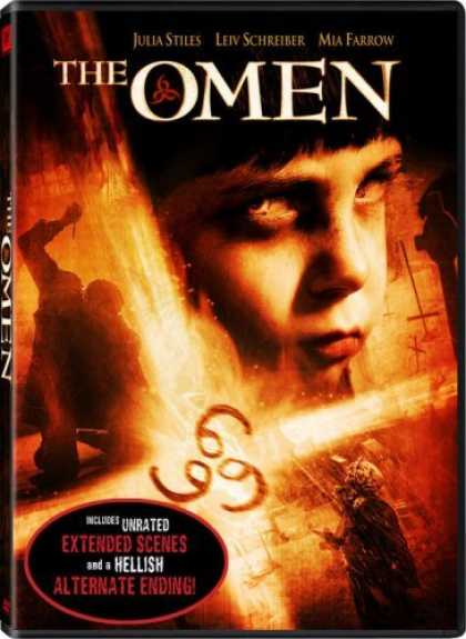 Bestselling Movies (2006) - The Omen (Full Screen Edition) by John Moore