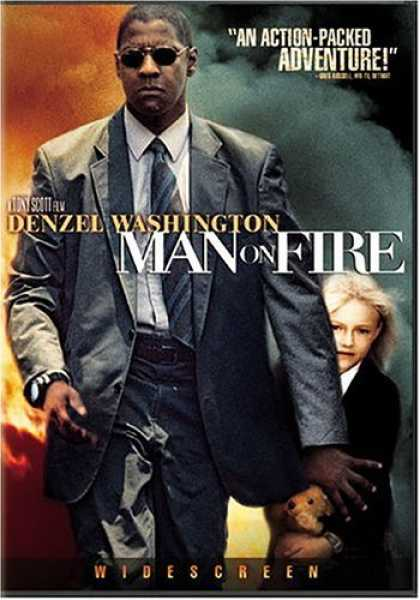 Bestselling Movies (2006) - Man on Fire by Tony Scott