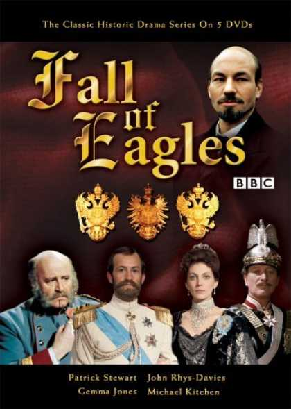 Bestselling Movies (2006) - Fall of Eagles by Gareth Davies