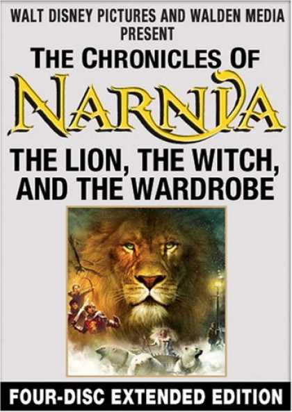 Bestselling Movies (2006) - The Chronicles of Narnia - The Lion, the Witch and the Wardrobe (Four-Disc Exten