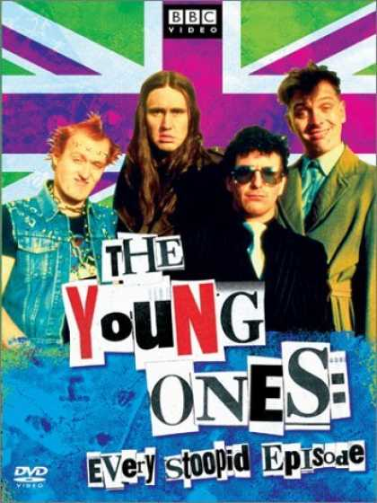 Bestselling Movies (2006) - Young Ones: Every Stoopid Episode (3pc) (Std) by Paul Jackson (II)