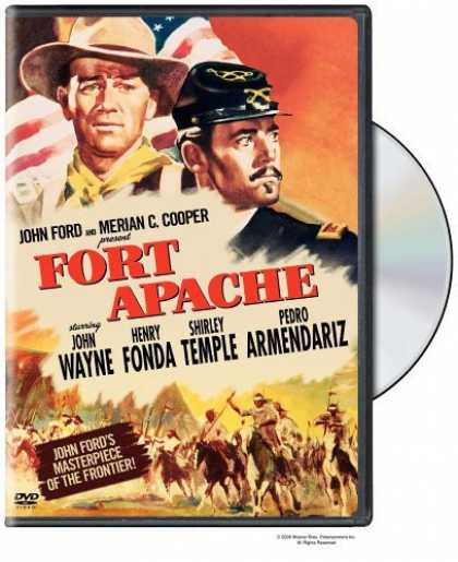 Bestselling Movies (2006) - Fort Apache by John Ford