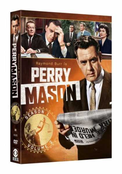 Bestselling Movies (2006) - Perry Mason - Season 1, Vol. 2