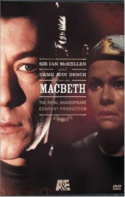 Bestselling Movies (2006) - Macbeth / McKellen, Dench (Thames Shakespeare Collection) by Philip Casson