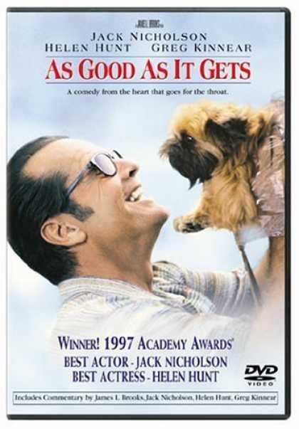 Bestselling Movies (2006) - As Good As It Gets by James L. Brooks