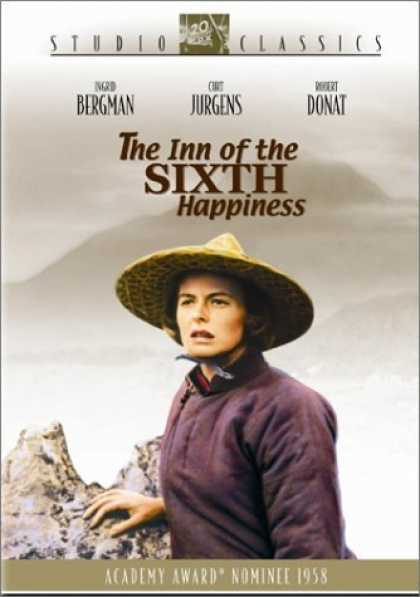 Bestselling Movies (2006) - The Inn of the Sixth Happiness by Mark Robson