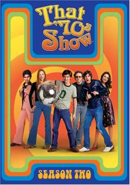 Bestselling Movies (2006) - That '70s Show - Season Two by David Trainer