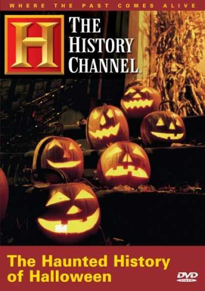 Bestselling Movies (2006) - The Haunted History of Halloween (History Channel) (A&E DVD Archives)