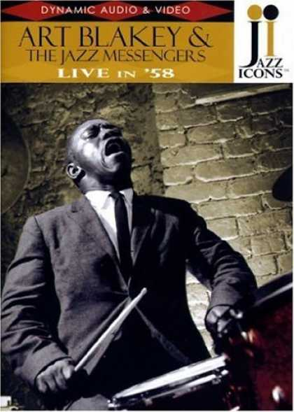 Bestselling Movies (2006) - Art Blakey & the Jazz Messengers - Live in '58 (Jazz Icons)