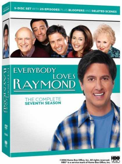 Bestselling Movies (2006) - Everybody Loves Raymond - The Complete Seventh Season