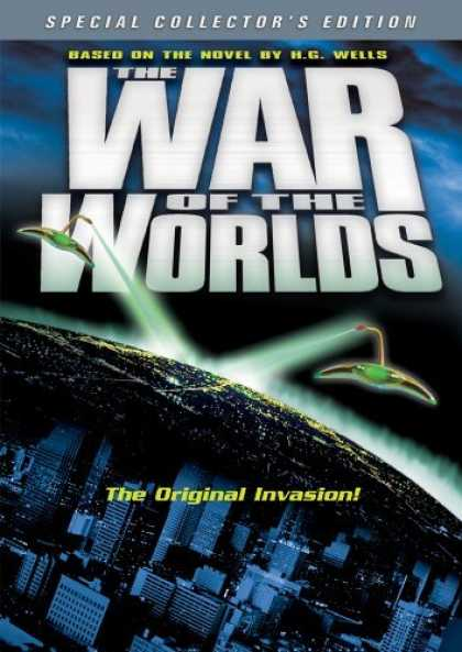 Bestselling Movies (2006) - The War of the Worlds (Special Collector's Edition) by Byron Haskin
