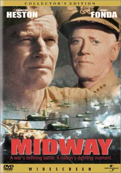 Bestselling Movies (2006) - Midway (Collector's Edition) by Jack Smight