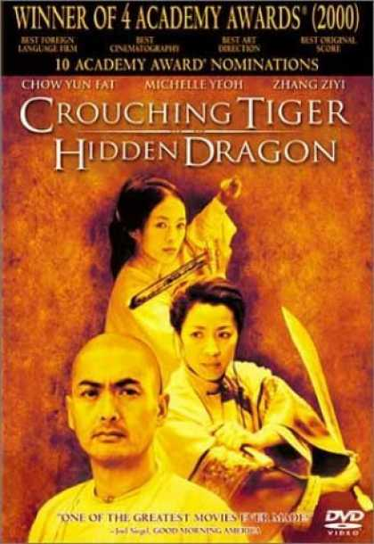 Bestselling Movies (2006) - Crouching Tiger, Hidden Dragon