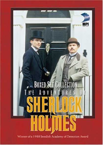 Bestselling Movies (2006) - The Adventures of Sherlock Holmes (Boxed Set Collection)
