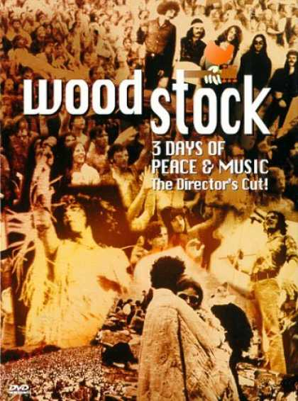 Bestselling Movies (2006) - Woodstock - 3 Days of Peace & Music (The Director's Cut) by Michael Wadleigh