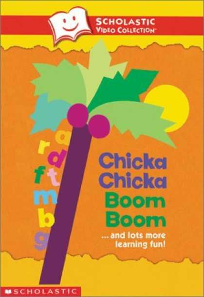 Bestselling Movies (2006) - Chicka Chicka Boom Boom and Lots More Learning Fun! (Scholastic Video Collection