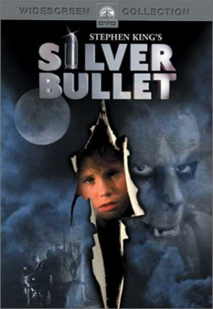 Bestselling Movies (2006) - Silver Bullet (1985) (Ws Sub) by Daniel Attias