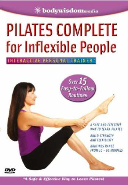 Bestselling Movies (2006) - Pilates Complete for Inflexible People