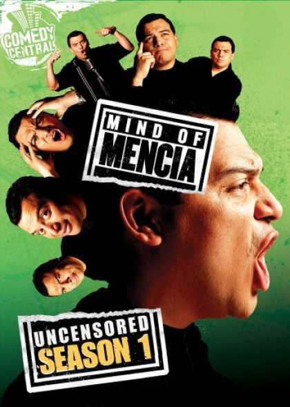 Bestselling Movies (2006) - Mind of Mencia - Uncensored Season 1 by Kelly D. Hommon