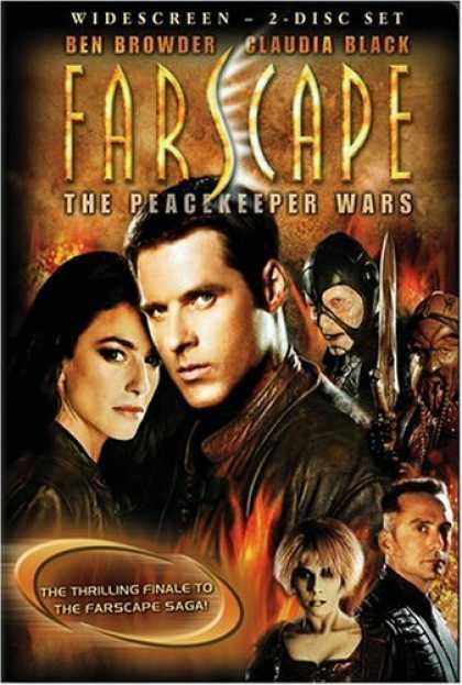 Bestselling Movies (2006) - Farscape - The Peacekeeper Wars by Brian Henson