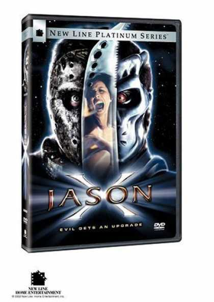 Bestselling Movies (2006) - Jason X by James Isaac