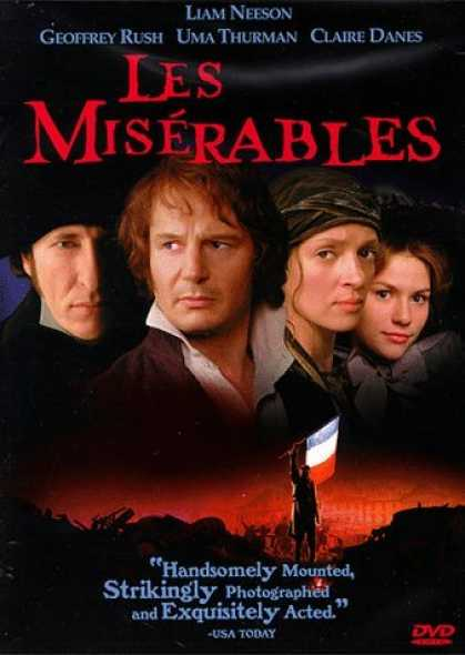 Bestselling Movies (2006) - Les Miserables by Bille August