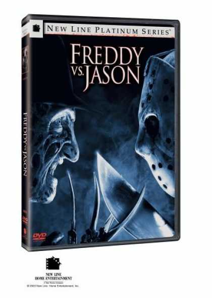 Bestselling Movies (2006) - Freddy vs. Jason (New Line Platinum Series) by Ronny Yu