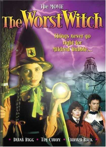 Bestselling Movies (2006) - The Worst Witch (The Movie) by Robert Young (III)