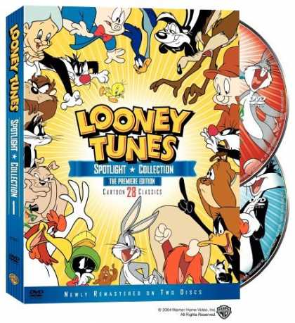 Bestselling Movies (2006) - Looney Tunes - The Spotlight Collection Vol. 1 (Premiere Edition) by Chuck Jones
