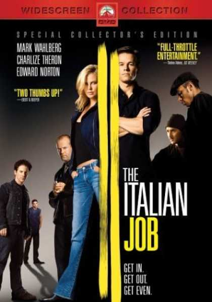 Bestselling Movies (2006) - The Italian Job by F. Gary Gray