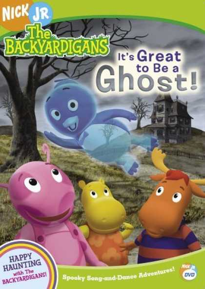 Bestselling Movies (2006) - The Backyardigans - It's Great To Be A Ghost by Dave Palmer (III)