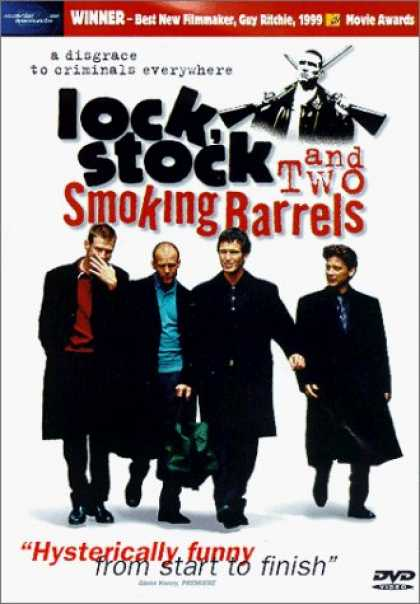 Bestselling Movies (2006) - Lock, Stock & Two Smoking Barrels (Widescreen Edition) by Guy Ritchie
