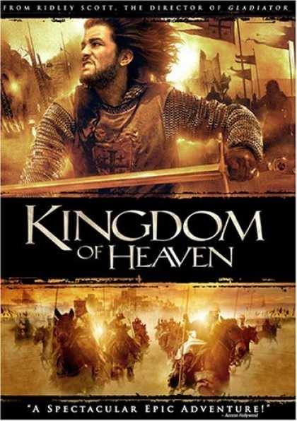Bestselling Movies (2006) - Kingdom of Heaven (Widescreen Edition)