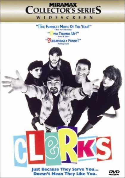 Bestselling Movies (2006) - Clerks (Collector's Edition)