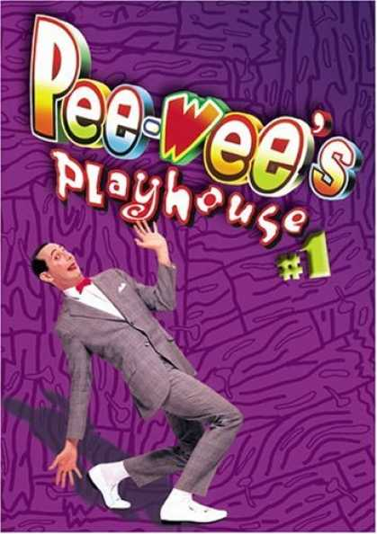 Bestselling Movies (2006) - Pee-wee's Playhouse #1 - Seasons 1 and 2 by Guy J. Louthan