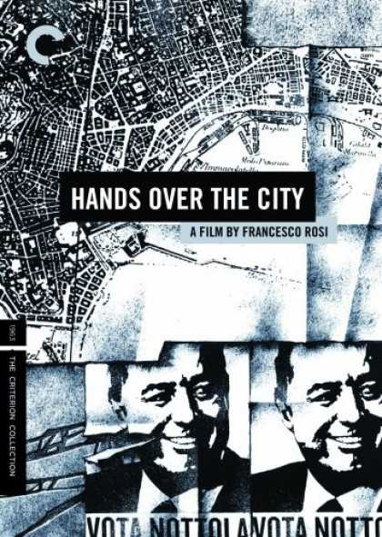 Bestselling Movies (2006) - Hands Over the City - Criterion Collection by Francesco Rosi